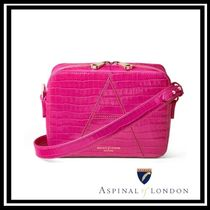 Aspinal of London Casual Style Leather Shoulder Bags