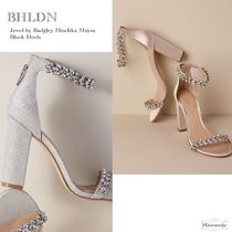 BHLDN Block Heels Party Style Shoes