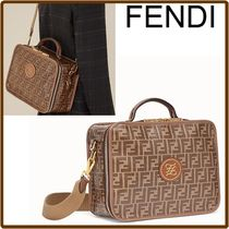 FENDI Unisex 1-3 Days Soft Type Carry-on Luggage & Travel Bags
