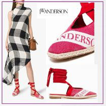 J W ANDERSON Suede Leather Shoes