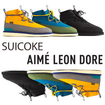 SUICOKE Street Style Collaboration Sneakers