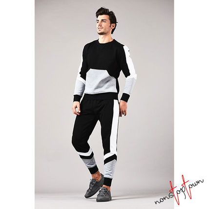 Co-ord Unisex Street Style Two-Piece Sets