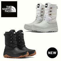 THE NORTH FACE Lace-up Casual Style Unisex Elegant Style Lace-up Boots