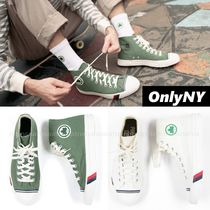 ONLY NY Street Style Collaboration Sneakers