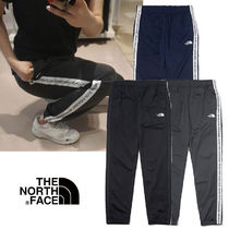 THE NORTH FACE WHITE LABEL Stripes Unisex Street Style Plain Pants