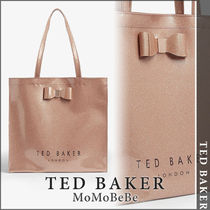 TED BAKER Casual Style PVC Clothing Office Style Totes