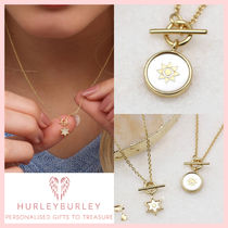 HURLEY BURLEY Costume Jewelry Star Casual Style 18K Gold