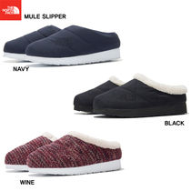 THE NORTH FACE Plain Toe Unisex Studded Street Style Plain Shoes