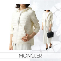 MONCLER Casual Style Long Sleeves Cardigans