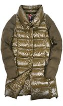 DUVETICA Wool Blended Fabrics Down Jackets