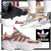 adidas MAGMUR Casual Style Unisex Low-Top Sneakers