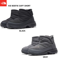 THE NORTH FACE Unisex Studded Street Style Kids Girl Boots