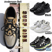 ANDERSSON BELL Unisex Street Style Sneakers
