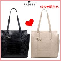 RADLEY Plain Leather Totes