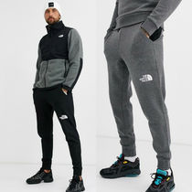 THE NORTH FACE Street Style Plain Joggers & Sweatpants