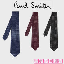Paul Smith Heart Silk Ties