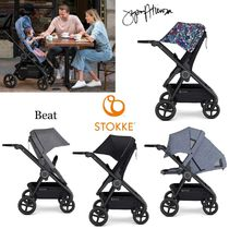 STOKKE Unisex Blended Fabrics New Born Baby Strollers & Accessories