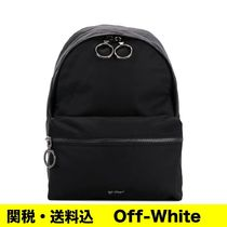 Off-White Street Style Backpacks