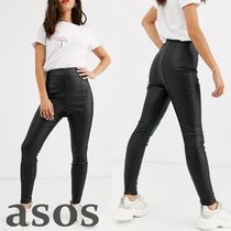 ASOS Casual Style Plain Long Skinny Pants