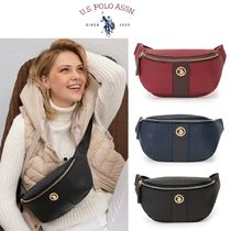 US POLO ASSN. Casual Style 2WAY Bold Bags