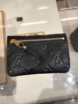 Louis Vuitton MONOGRAM EMPREINTE Key Pouch