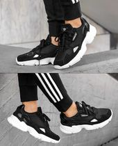 adidas FALCON Unisex Street Style Low-Top Sneakers