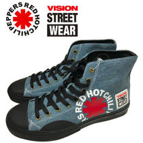 Vision Street Wear Street Style Collaboration Sneakers