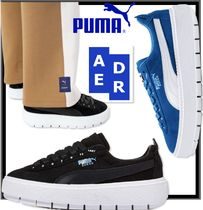 ADERERROR Casual Style Unisex Street Style Low-Top Sneakers