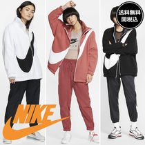 Nike Casual Style Street Style Plain Medium Outerwear