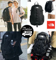 THE NORTH FACE Plain Backpacks