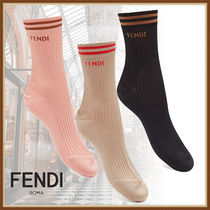 FENDI Casual Style Plain Office Style Accessories