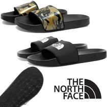 THE NORTH FACE Camouflage Plain Shower Shoes Shower Sandals
