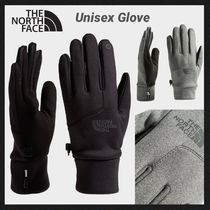 THE NORTH FACE Camouflage Unisex Plain Smartphone Use Gloves
