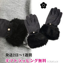 MARY QUANT Plain Smartphone Use Gloves