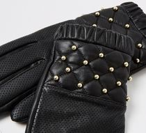 River Island Leather Leather & Faux Leather Gloves