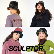 SCULPTOR Unisex Street Style Hats & Hair Accessories