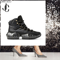 Jimmy Choo Mountain Boots Casual Style Leather Outdoor Boots