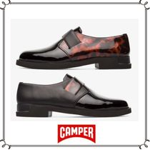 CAMPER Monk Elegant Style Monk Stap Shoes