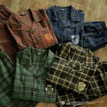 SPAO Tartan Other Check Patterns Unisex Collaboration