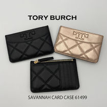 Tory Burch Leather Card Holders