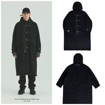 ATTENTIONROW Unisex Street Style Duffle Coats