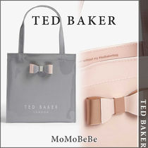 TED BAKER Casual Style Plain PVC Clothing Office Style Totes