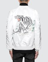 ALPHA INDUSTRIES Short Street Style Other Animal Patterns MA-1