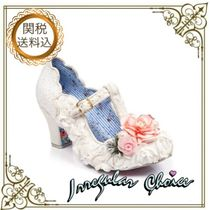 Irregular Choice Flower Patterns Party Style Elegant Style Pumps & Mules
