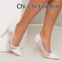 Chi Chi London Pin Heels Party Style Elegant Style Shoes