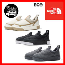 THE NORTH FACE Unisex Street Style Plain Sneakers