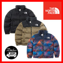 THE NORTH FACE WHITE LABEL Unisex Street Style Plain Oversized Outerwear