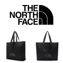 THE NORTH FACE Unisex Street Style Plain Totes