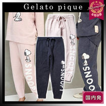 gelato pique Unisex Blended Fabrics Street Style Collaboration