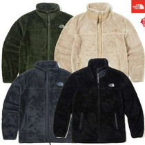 THE NORTH FACE Short Casual Style Unisex Street Style Plain Party Style